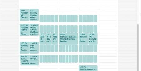 Export  ics Calendar Files - Modular FileMaker - Brilliant